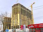 Ход строительства дома Литер 1 в ЖК Рубин - фото 3, Январь 2021