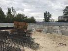 Ход строительства дома № 1 в ЖК Удачный 2 - фото 166, Сентябрь 2018