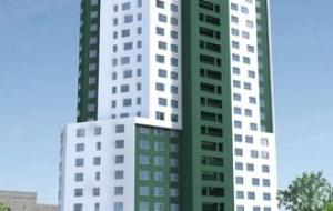 Жилой дом: ул. Сазанова рядом с д. 11
