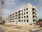 Ход строительства дома № 45 в ЖК Торпедо - фото 7, Август 2021