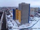 Ход строительства дома № 7 в ЖК Планетарий - фото 1, Январь 2019