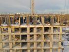 Ход строительства дома № 1 второй пусковой комплекс в ЖК Маяковский Парк - фото 59, Январь 2021