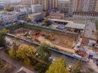 ЖК Клубный дом на Мечникова - ход строительства, фото 35, Ноябрь 2020