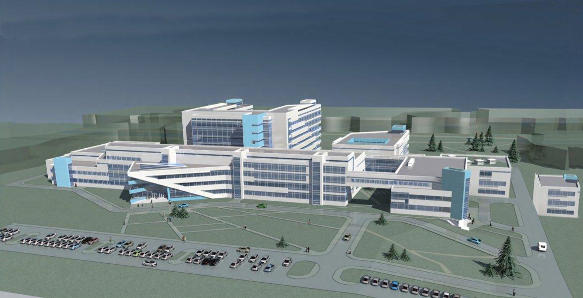 Областной онкологический центр Нижегородской области - фото 1