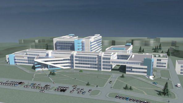 Областной онкологический центр Нижегородской области