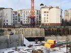 ЖК Университетский - ход строительства, фото 75, Декабрь 2020
