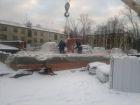 Жилой дом: ул. Страж Революции - ход строительства, фото 166, Ноябрь 2018