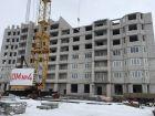 Ход строительства дома 62/2, №4 в ЖК Парк Горького - фото 3, Январь 2018