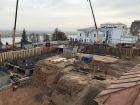 Ход строительства дома на Минина, 6 в ЖК Георгиевский - фото 45, Октябрь 2020