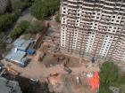 ЖК Сказка - ход строительства, фото 3, Май 2021