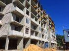 Жилой дом Каскад на Даргомыжского - ход строительства, фото 30, Июль 2016