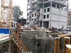 Ход строительства дома № 1 в ЖК Дом с террасами - фото 100, Октябрь 2015
