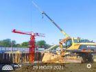 ЖК Кристалл 2 - ход строительства, фото 3, Август 2021