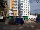 Жилой дом: ул. Сухопутная - ход строительства, фото 1, Сентябрь 2020