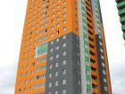 Ход строительства дома № 8 в ЖК Красная поляна - фото 75, Октябрь 2016