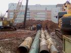 Ход строительства дома № 1 в ЖК Покровский - фото 113, Март 2020