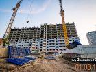 ЖК Zапад (Запад) - ход строительства, фото 46, Август 2019