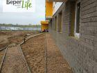 ЖК Зеленый берег Life - ход строительства, фото 18, Сентябрь 2018