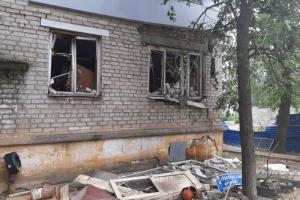 «Железную дверь отбросило нанесколько метров, авокно соседнего дома влетел кулер»,— очевидцы овзрыве дома наСветлоярской