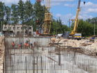 Ход строительства дома № 2 в ЖК Дома на Культуре - фото 13, Июль 2021