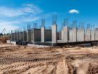 Ход строительства дома № 21 в ЖК КМ Анкудиновский парк - фото 6, Июль 2021