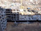 Ход строительства дома 60/1 в ЖК Москва Град - фото 53, Апрель 2018