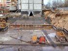 Ход строительства дома № 12 в ЖК На Победной - фото 28, Март 2014