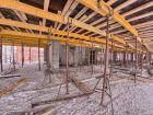 Каскад на Сусловой - ход строительства, фото 39, Январь 2017