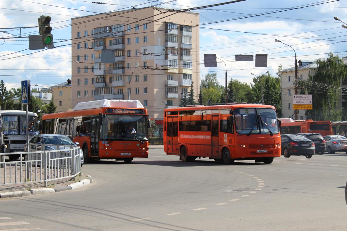 Автобус №32 возвращается на дороги Нижнего Новгорода - фото 1
