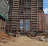Ход строительства дома 2 очередь в ЖК Боярский двор Премиум -