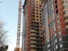 Ход строительства дома № 2 в ЖК Аврора - фото 17, Февраль 2020