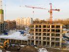 Ход строительства дома № 1 первый пусковой комплекс в ЖК Маяковский Парк - фото 63, Декабрь 2020