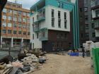 Ход строительства дома №1 в ЖК Премиум - фото 36, Июль 2018