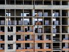 Ход строительства дома Литер 1 в ЖК Первый - фото 145, Декабрь 2017