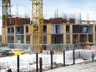 Ход строительства дома Литер 21 в Микрорайон Красный Аксай - фото 44, Январь 2018