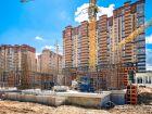 Ход строительства дома Литер 5/1 в ЖК Вересаево - фото 8, Сентябрь 2020