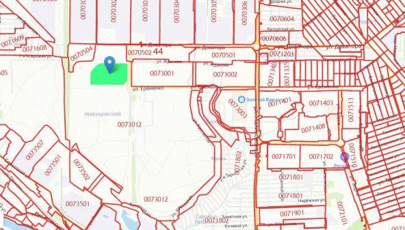 Застройка 4-го микрорайона жилого района «Левенцовский»