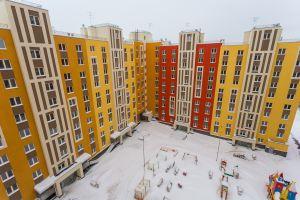 В декабре 2018 года нижегородцы купили больше всего квартир в новостройках Советского района