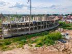 Ход строительства дома № 5 в ЖК Ватсон - фото 17, Июль 2021
