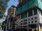 ЖК Островский - ход строительства, фото 17, Август 2020