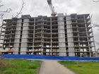 Ход строительства дома № 38 в ЖК Три Сквера (3 Сквера) - фото 22, Май 2021