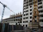 ЖК Лайнер на Барминской - ход строительства, фото 60, Апрель 2021