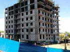 Ход строительства дома №3 в ЖК Красная поляна - фото 52, Июль 2017