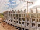 Ход строительства дома № 5 в ЖК Ватсон - фото 1, Сентябрь 2021