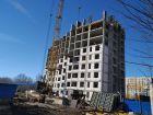 Дом на Чаадаева - ход строительства, фото 46, Апрель 2019