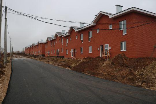 Дом № 1 в КП Ждановский - фото 1
