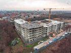 ЖК Открытие - ход строительства, фото 61, Декабрь 2019