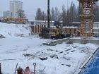ЖК Космолет - ход строительства, фото 8, Январь 2021