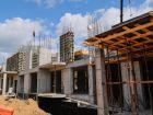 Ход строительства дома № 16 в ЖК Город времени - фото 6, Август 2021