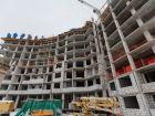 Жилой дом Кислород - ход строительства, фото 61, Декабрь 2020